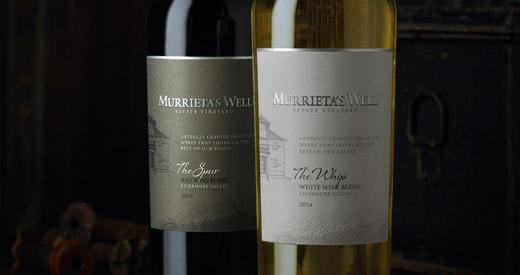 Murrieta's Wine Bottles