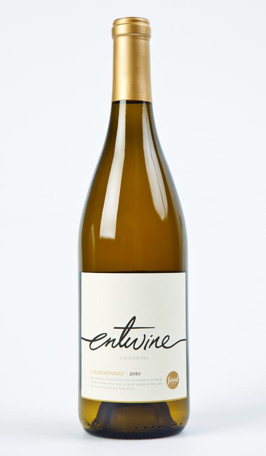 Bottle Entwine Chardonnay