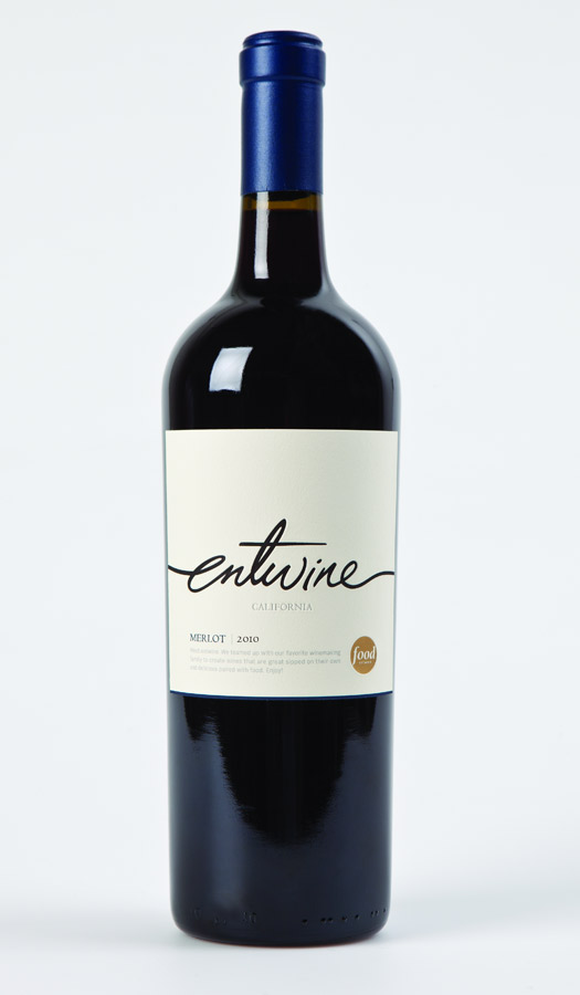 Bottle Entwine Merlot