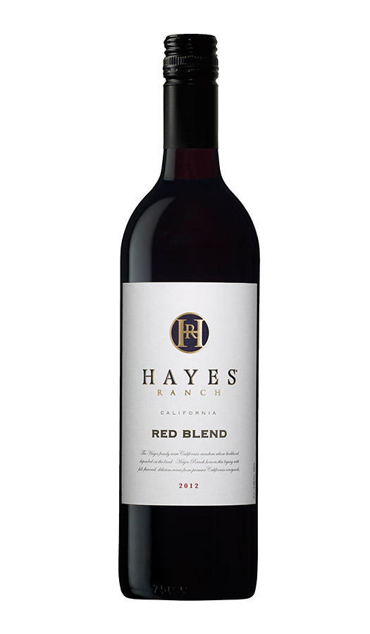 Red Blend Botttle