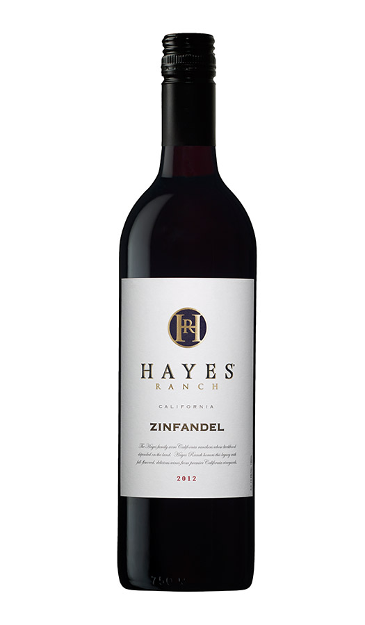 Zinfandel Bottle