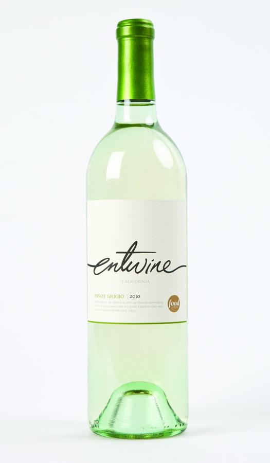 Bottle Entwine Pinot Grigio